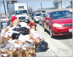 60 barrels of sensitive papers were destroyed July 9